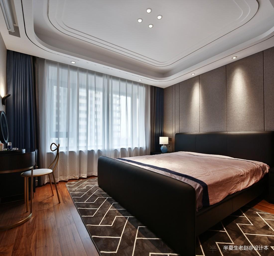 清幽居—现代简约——卧室图片