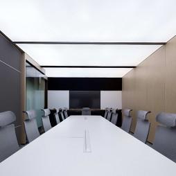 《缘起》—办公空间——会议室图片