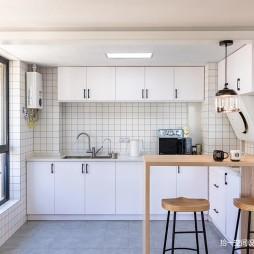 《丁克之家》—北欧极简——厨房图片