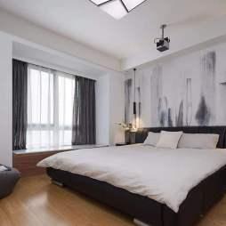 安家—现代简约——卧室图片