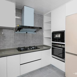 现代简约风格——厨房图片