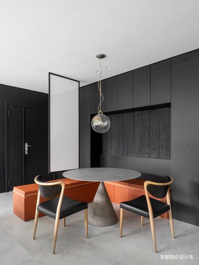 几何原色—现代简约——餐厅图片