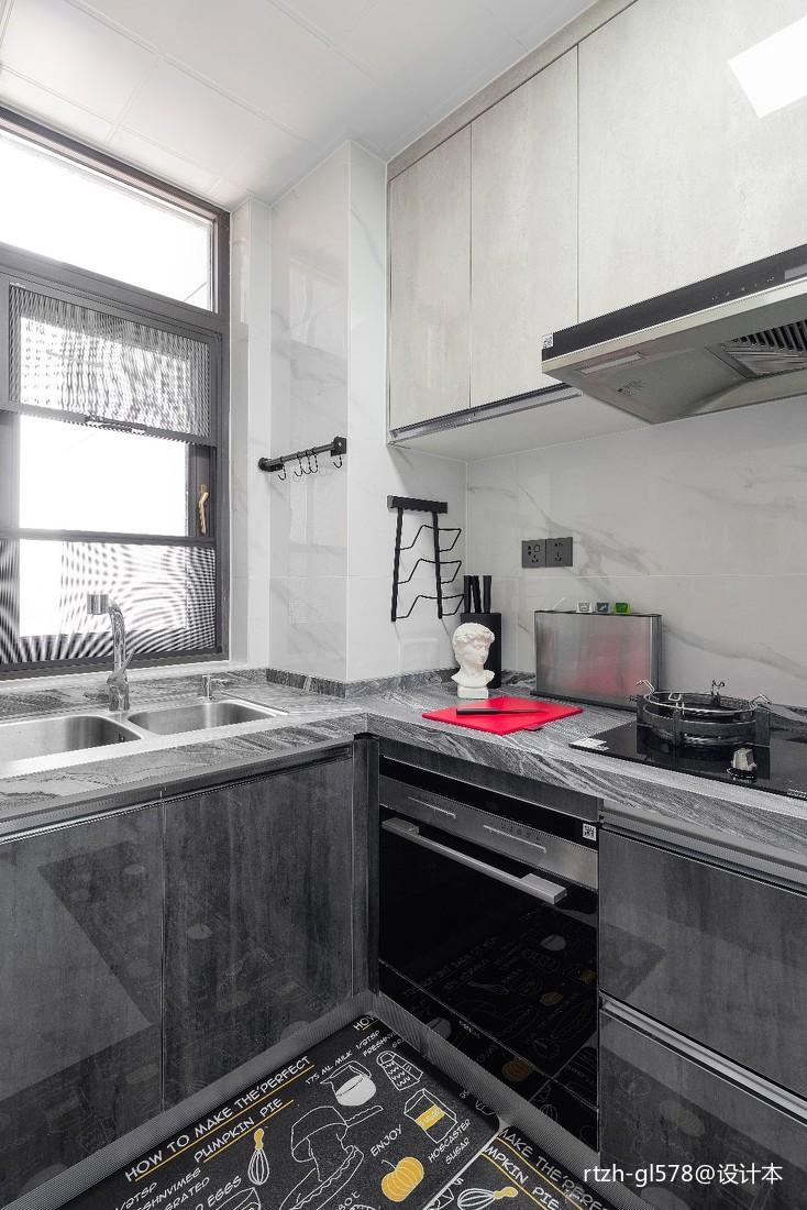 武汉私宅 丨 心灵之境——厨房图片