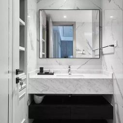 180平轻奢——卫生间图片