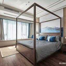 禅意-中式现代——卧室图片