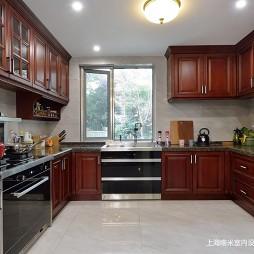 唯米设计——新中式混搭:厨房图片