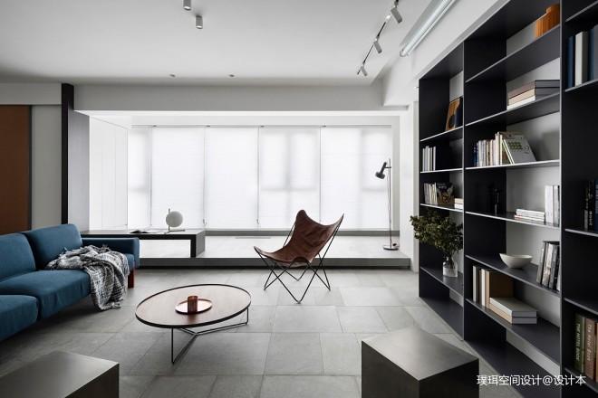 《匀》-现代简约——客厅图片