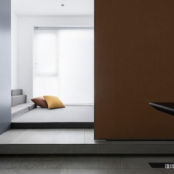 《匀》-现代简约——视听室图片