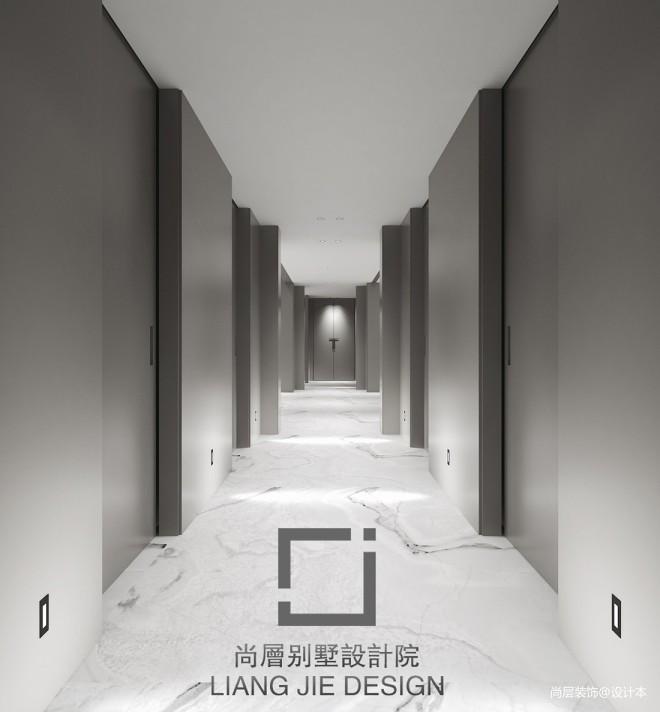 空·界——动线光影,极简塑造空间的灵