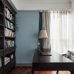 柔和与精致,将质感融于生活——书房图片