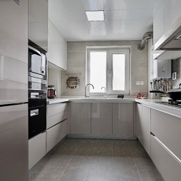 厨房——现代简约风格