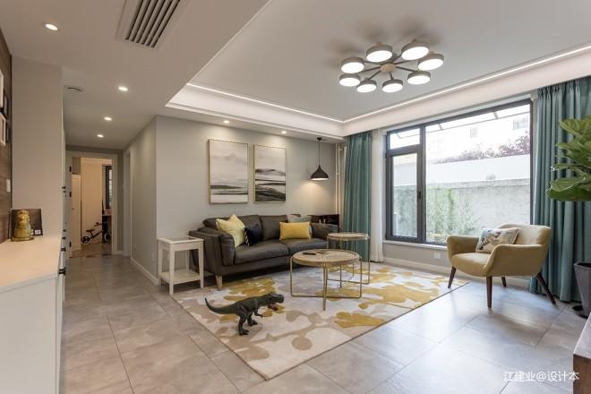 胡家园雅居——客厅图片