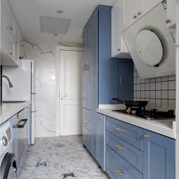 美式经典的艺术生活——厨房图片