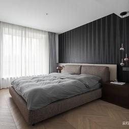 152平现代简约风格-卧室图片