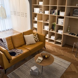 72平-客厅图片