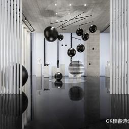 深石汉华城艺术生活馆——艺术展区图片