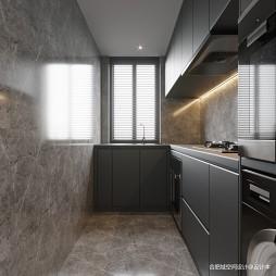 160平北欧极简-厨房图片