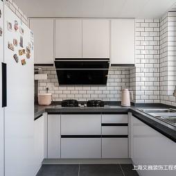 72平北欧极简-厨房图片