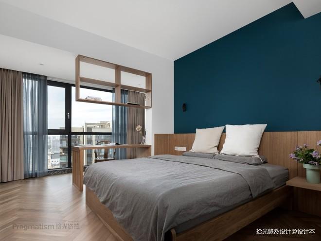140平现代简约-卧室图片