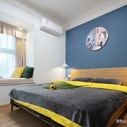 82平北欧极简-卧室图片