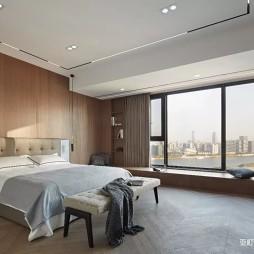 140平简约-卧室图片