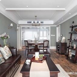 经典美式-客厅图片