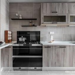 135平北欧极简-厨房图片