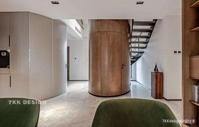 """LOFT空间""""竹""""形设计完美演绎_4"""