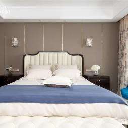 370平别墅-卧室图片