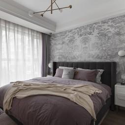 114平三居-卧室图片