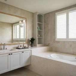 270平美式经典-浴室图片