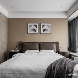 180平简约-卧室图片