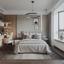 现代风-卧室图片