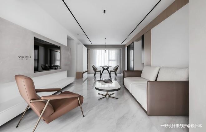 一野设计—120m² | 简单的生活