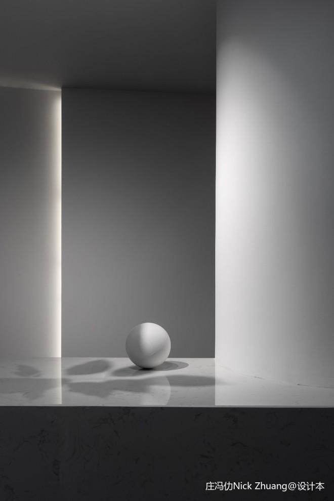 白色几何空间_1588476267_