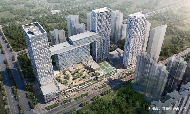 深圳海境界二期:臻于至善的人居设计_