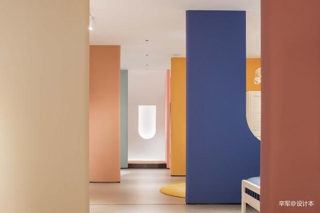 辛军|趣味、艺术、启发的儿童家具展示