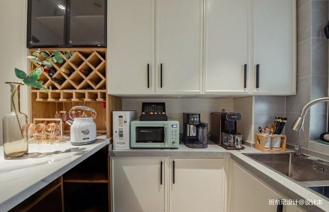 远程设计的开放式厨房  我要美一回_