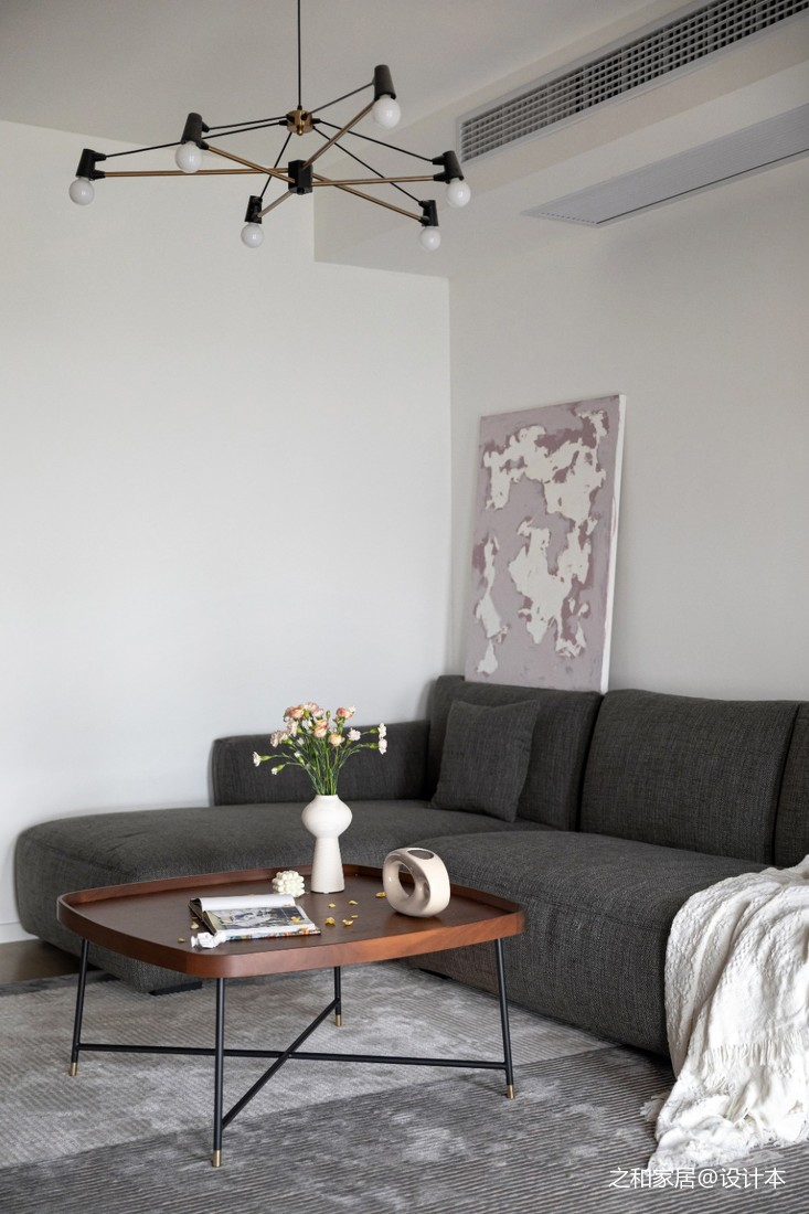 客厅画沙发背景墙画