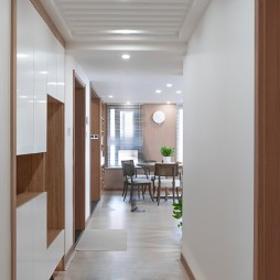 走廊玄关设计