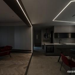 小面积厨房橱柜效果图