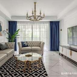 客厅地毯与沙发搭配