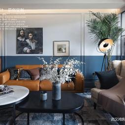 客厅整体效果图片