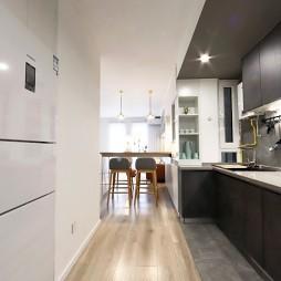 整体厨房内部设计