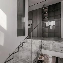 loft楼梯装修