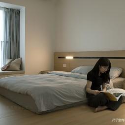 卧室木地板效果图
