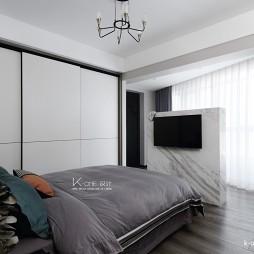 小卧室电视墙效果图