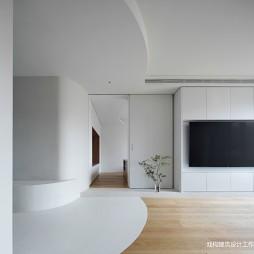 小客厅电视墙装修图片