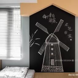 儿童房黑板漆