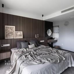 卧室床头画